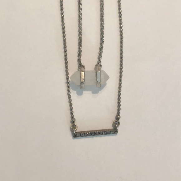 Lucky Brand Jewelry - Lucky brand layered necklace